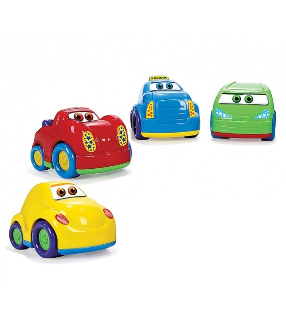 Carrinhos Baby Cars Big Star